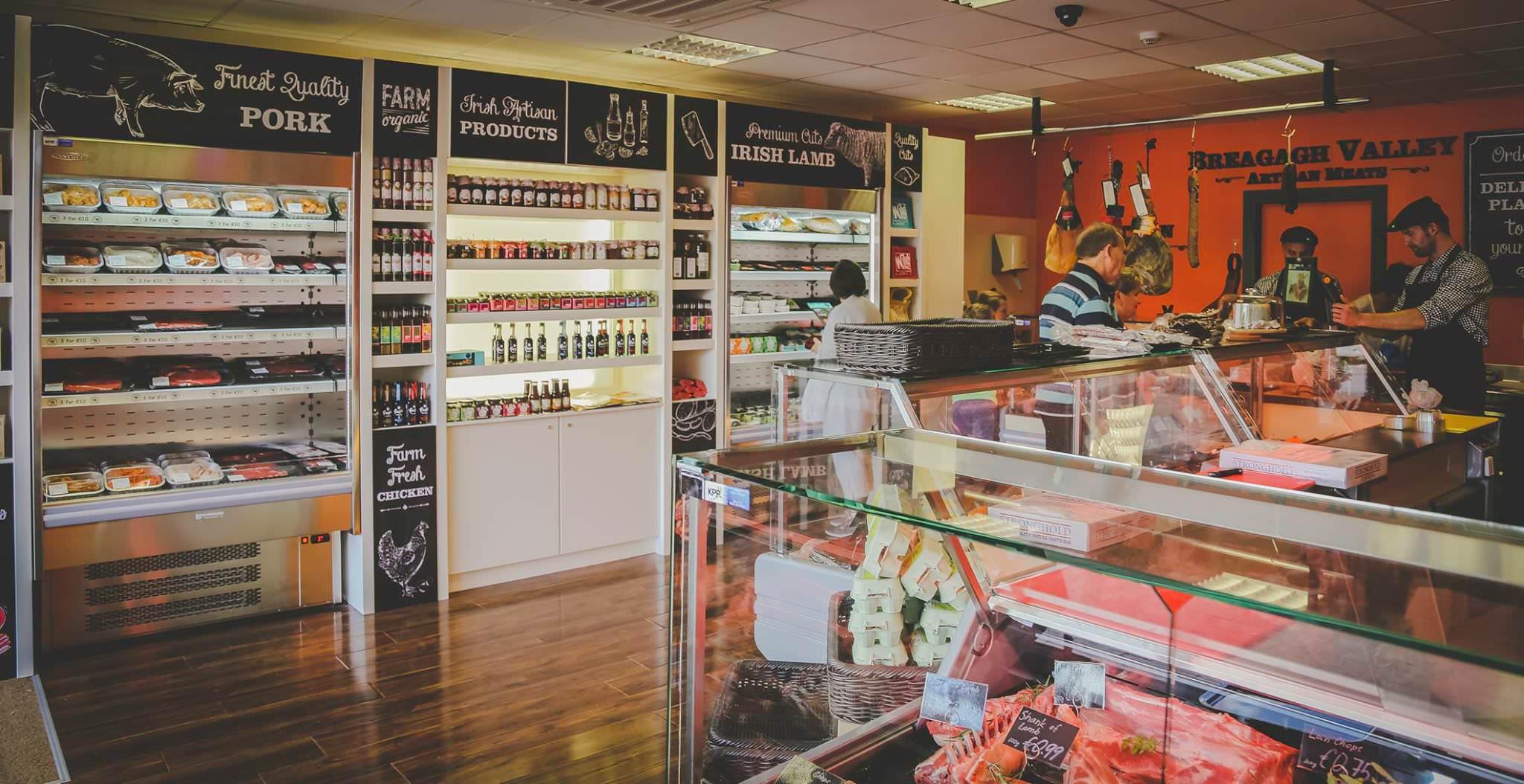 Breagagh Valley Artisan Meats | Newpark Shopping Centre